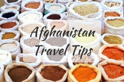Afghanistan trip