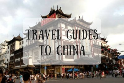 Travel guides to China