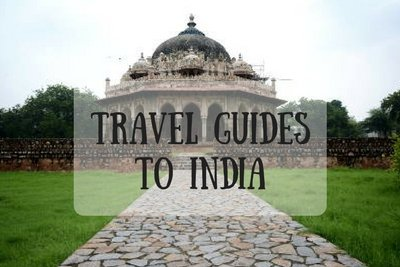 Travel guides to India