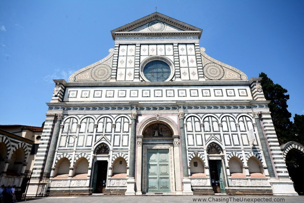 Two-week Italy itinerary