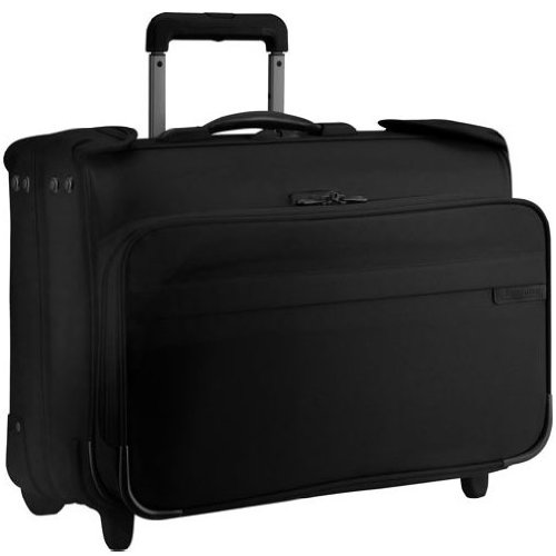 This Is Another Top Of The Line High Quality Rolling Garment Bag For Carry On By Briggs And Riley While It S More Expensive Than Some Other Brands