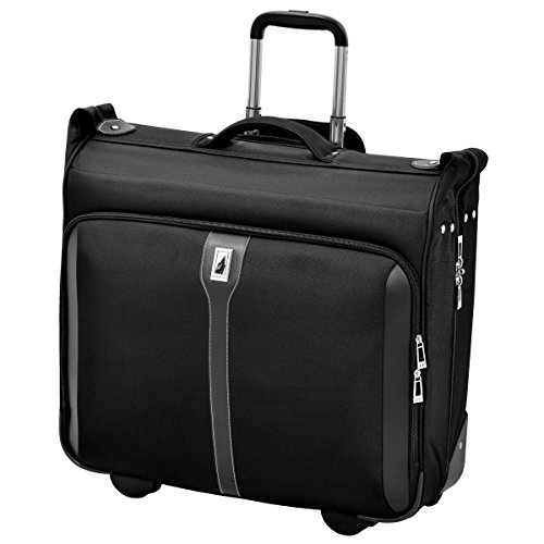 This Carry On Wheeled Garment Bag Has Been Rated As One Of The Best Luggage For Business Interior Design Includes Four Zip Pockets To Help You