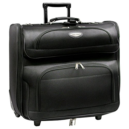 It S Available In Three Diffe Colours To Match Every Taste Traveler Choice Carry On Roller Garment Bag Features Fold Out Design And Suit Hanger