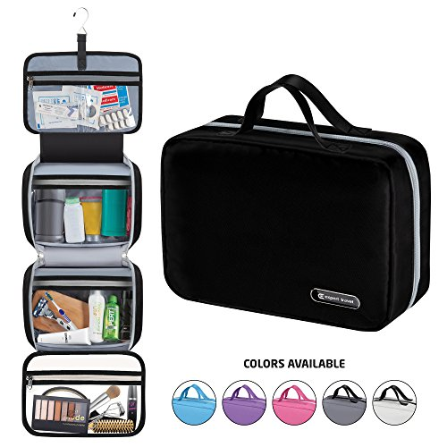 The best hanging travel toiletry bags  the ultimate buying guide - d9eddc03aa812