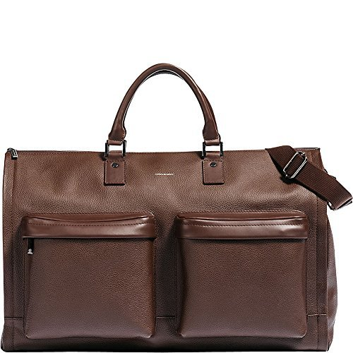 Featuring The Top Grain Pebbled Leather It S Best Carry On Garment Bag For Suits Under 600 A Good Choice Casual Overnight Jaunt