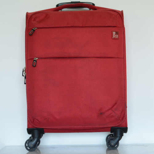 International Carry-On Spinner Suitcase