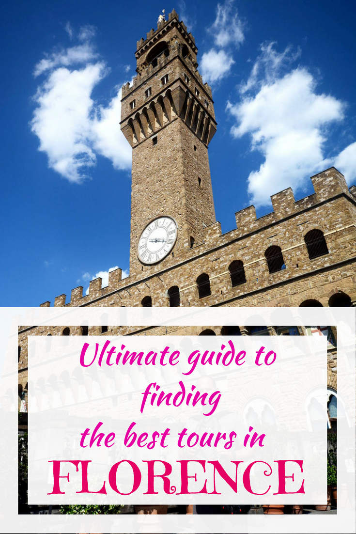 Best tours of Florence, Italy