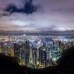 How to plan a trip to Hong Kong, beautiful night view