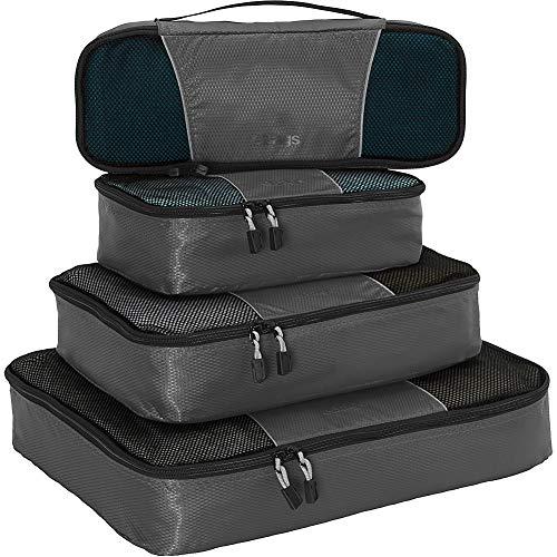eBags Packing Cubes Classic Titanium