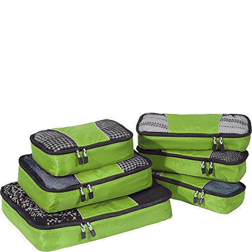 eBags Packing Cubes Value Grasshopper