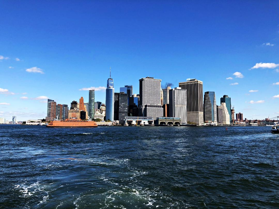 Manhattan and Staten Island among the first places to visit in New York