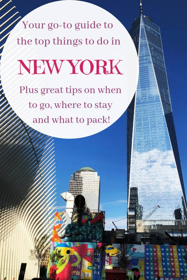 Top things to do in New York