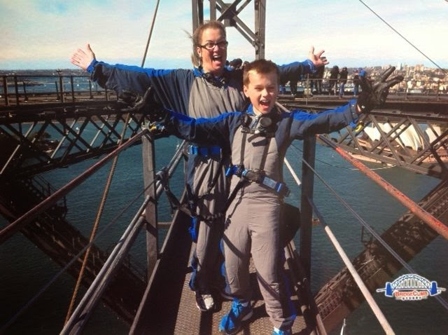 Climbing the Harbour Bridge is one of the best things to do in Sydney