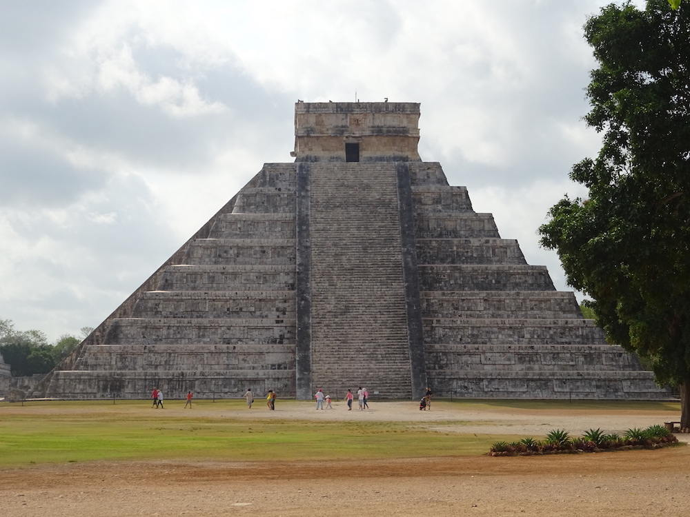 Chichen Itza, one of the best Cancun excursions
