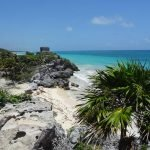 Tulum Ruins, one of the best day trips from Cancun