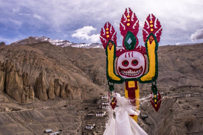 Dhankar monastery among the top places to visit in Spiti Valley, India