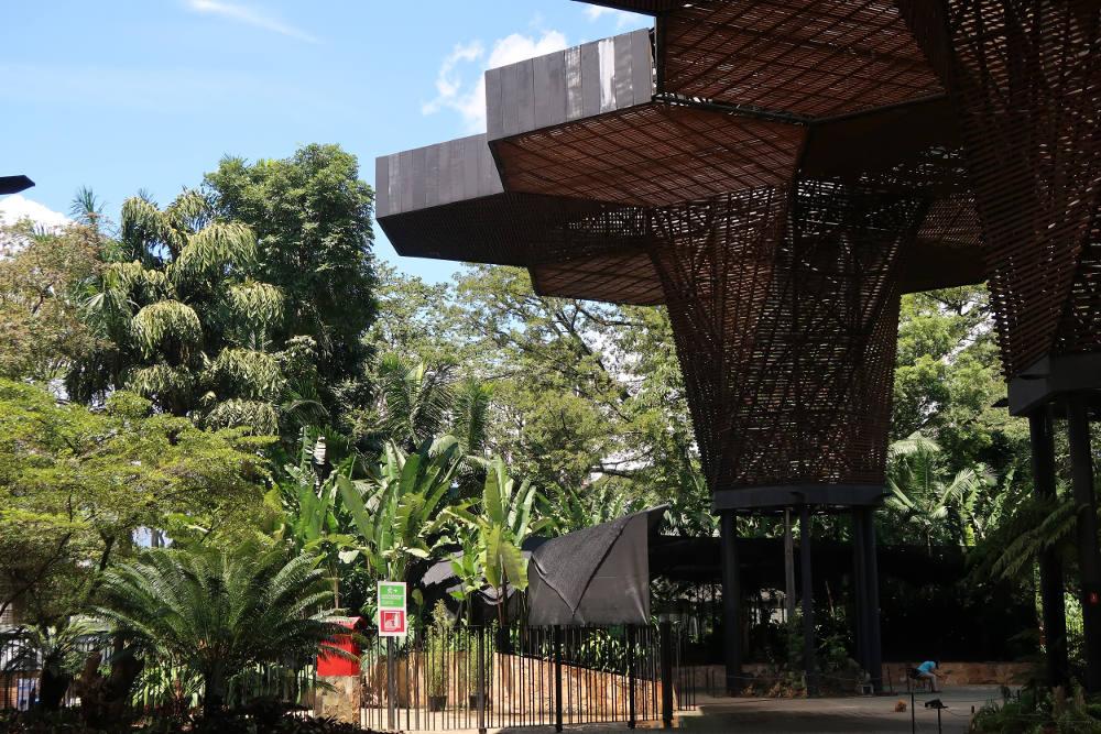 Medellin Botanical Gardens