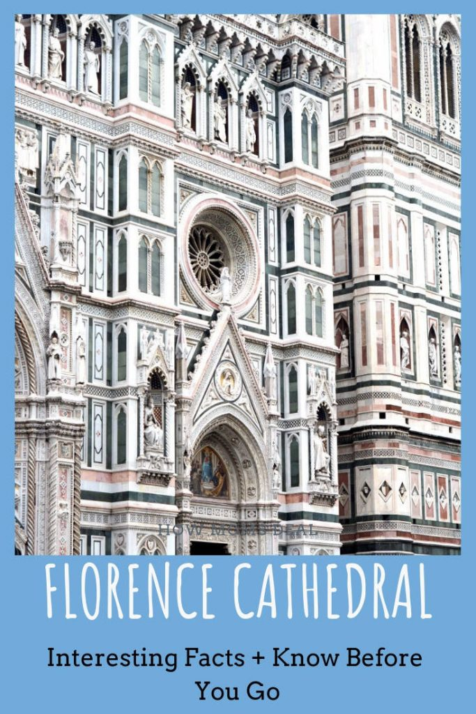 Florence cathedral facts
