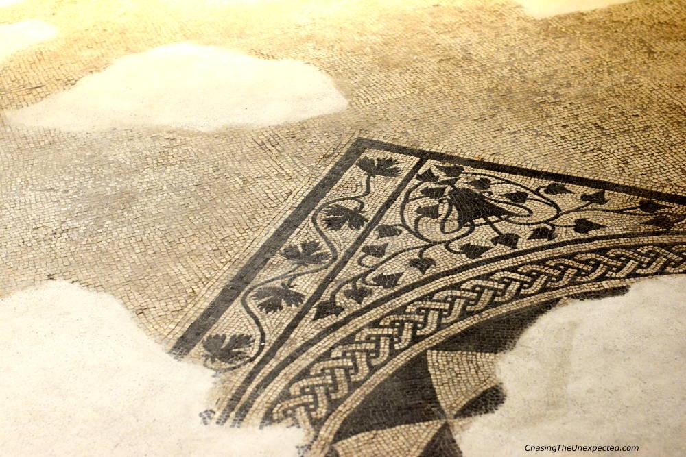 Trento archaeological ruins