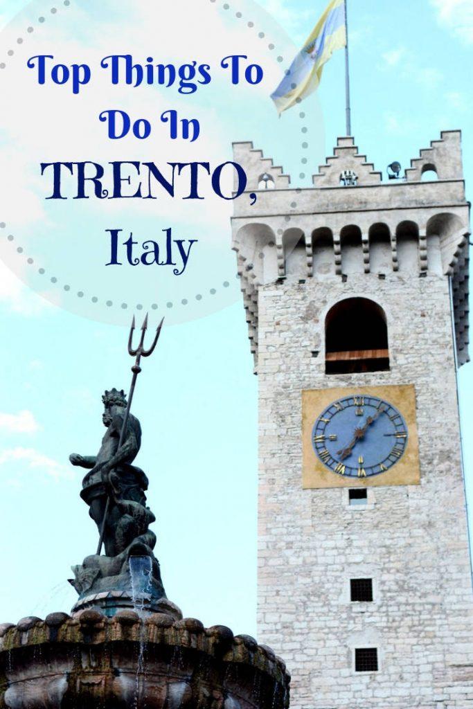 piazza duomo tourist attraction in trento
