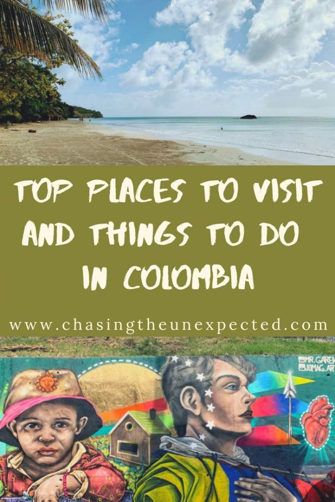 best places to visit in colombia vacations
