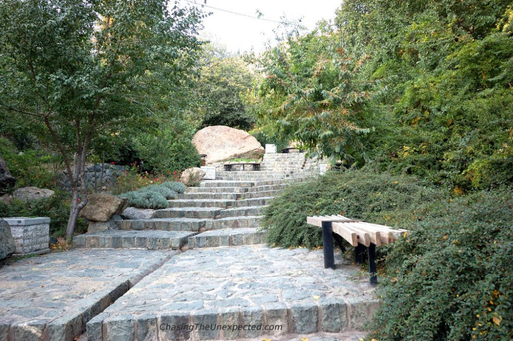 Jamshidieh Park Tehran