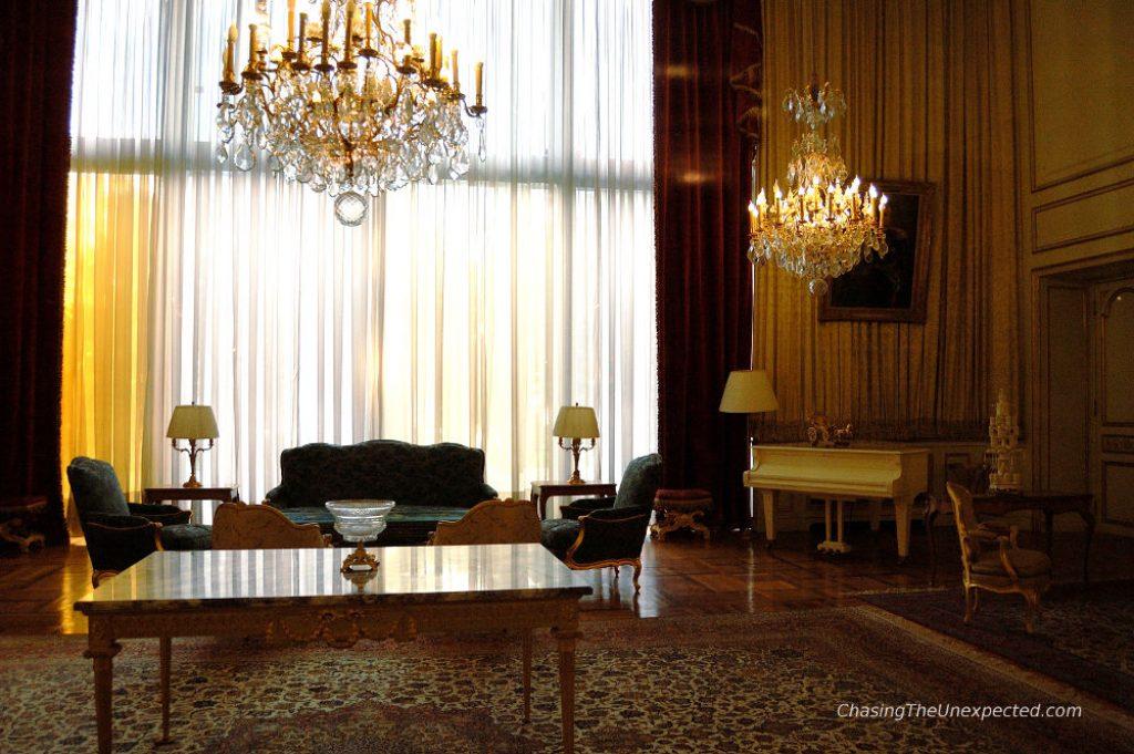 Niavaran Shah Palace Tehran