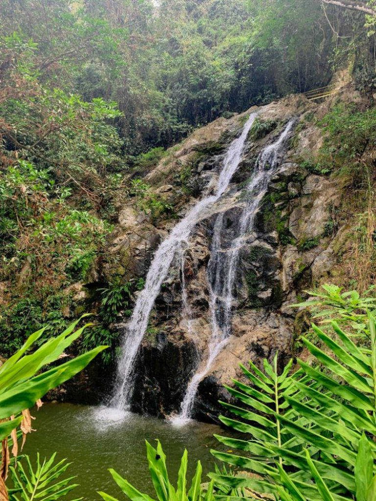 Minca Waterfalls things to do in Colombia