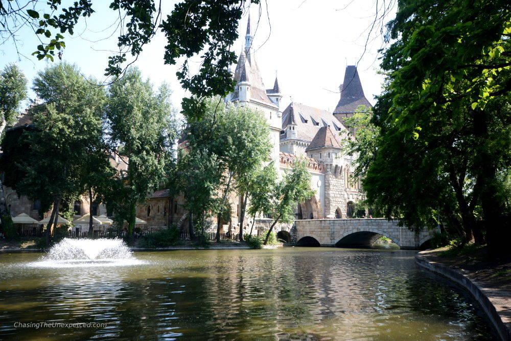Vajdahunyad Castle budapest in 3 days