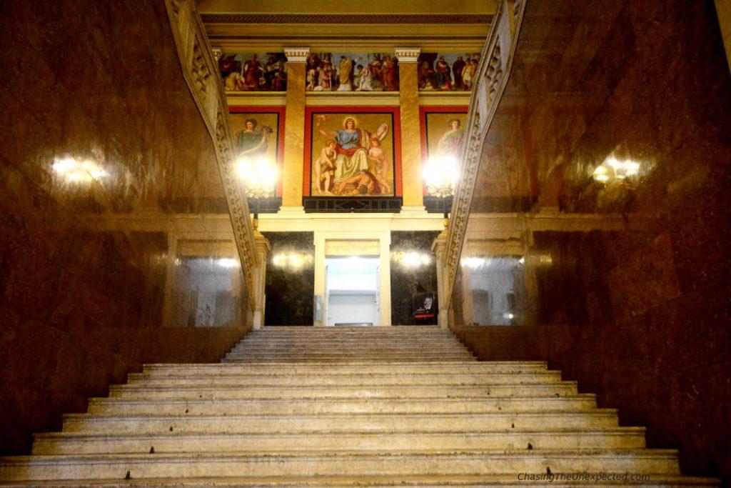 Hungarian National Museum budapest itinerary