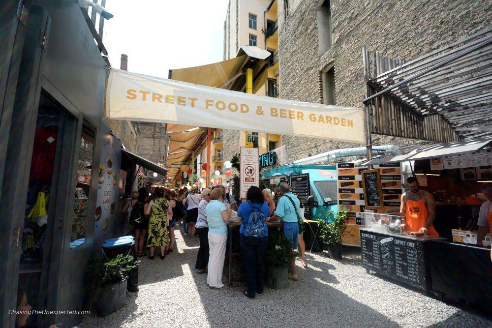 karavan street food budapest