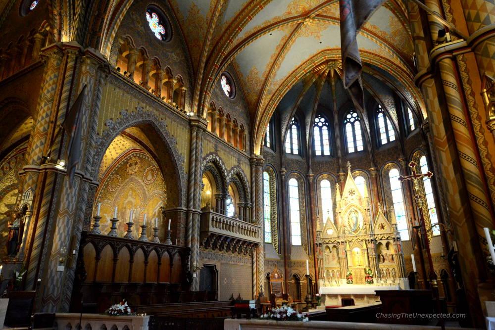 matthias church budapest