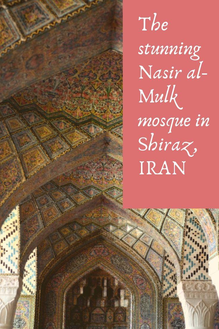 nasir al-mulk mosque iran