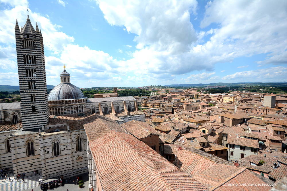 siena italy trip planner