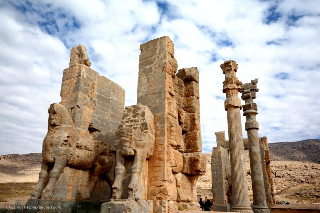 persepolis places to visit in shiraz