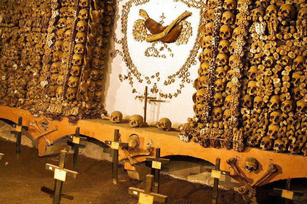 capuchin crypt rome underground tours