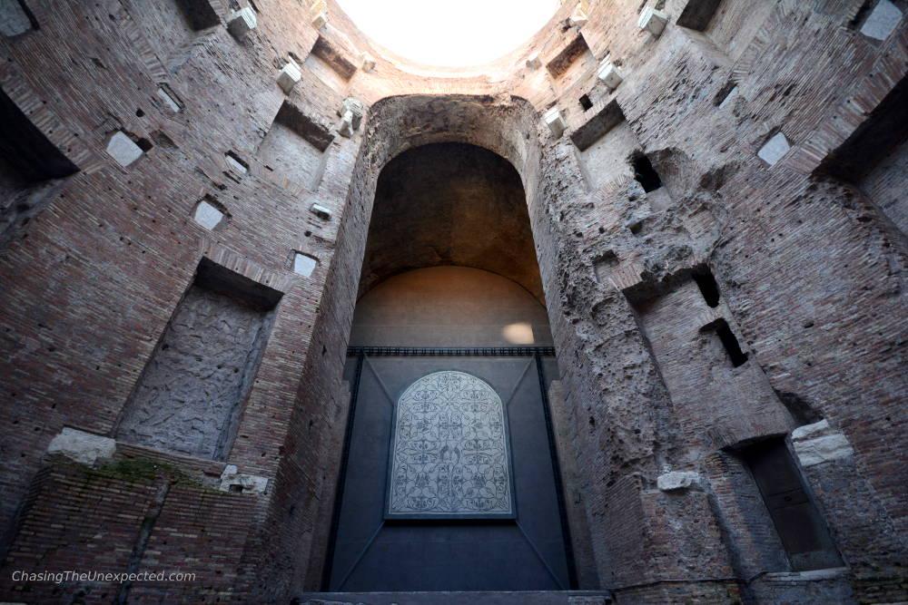 diocletian baths rome