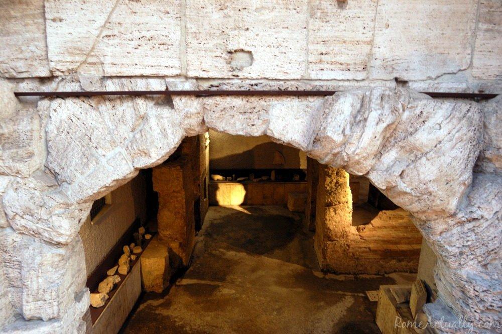 domitian stadium rome underground tour