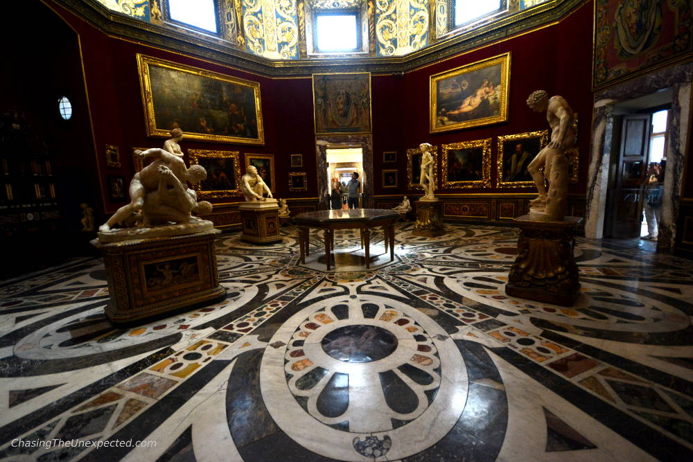 florence tourist attractions uffizi gallery