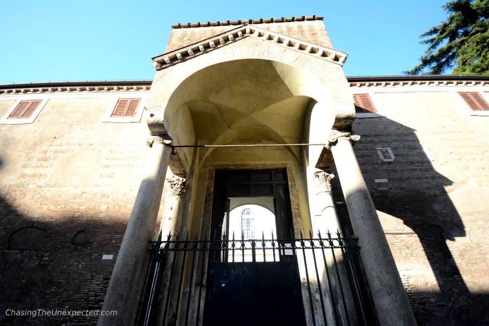 san clemente basilica rome underground tour