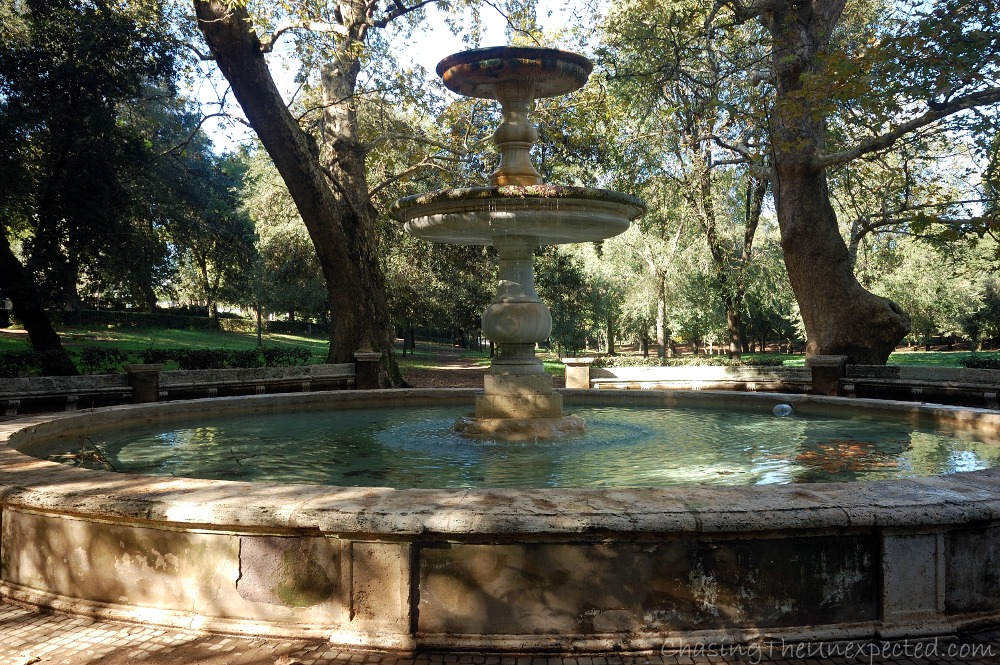 villa borghese places to see in rome