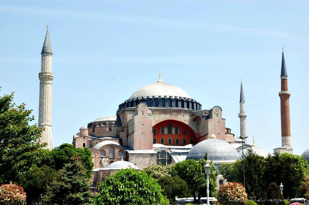 hagia sophia what to do in istanbul in 4 days