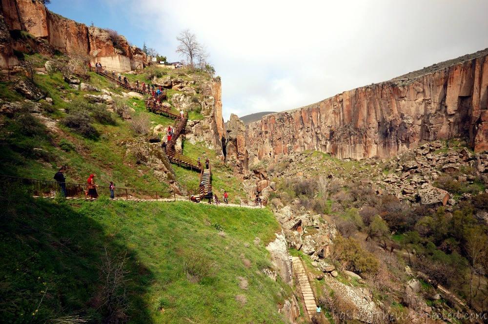 ihlara valley entrance