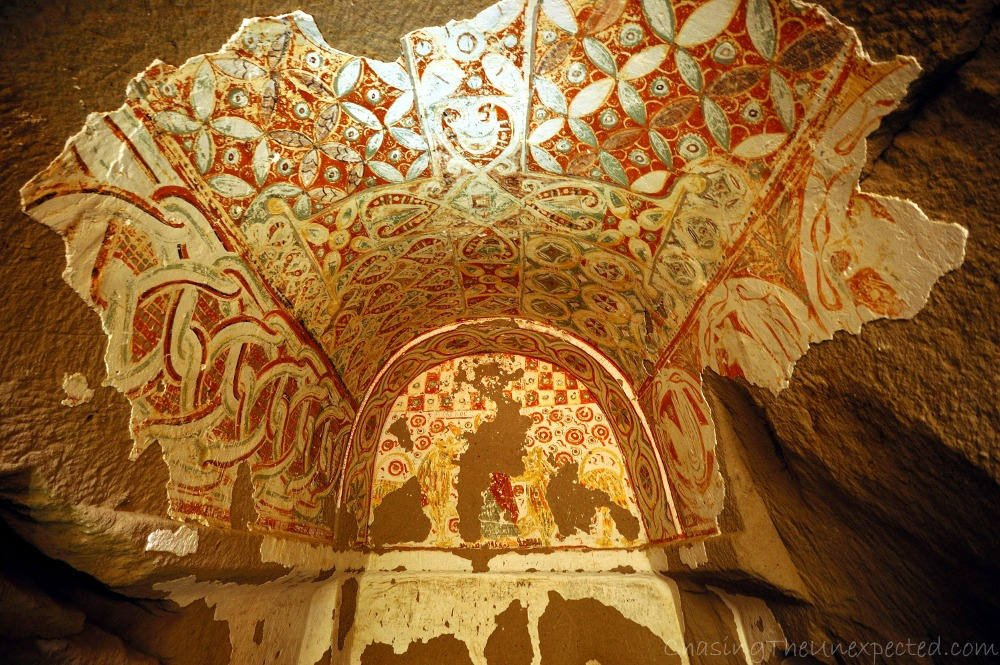 jacinth church frescoes