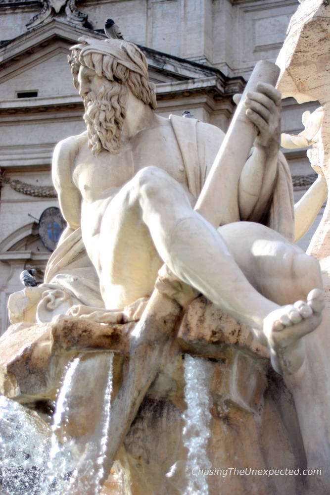 piazza navona rome in a day