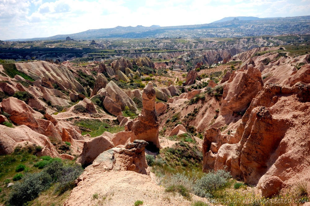 red valley hike things to do in Cappadocia