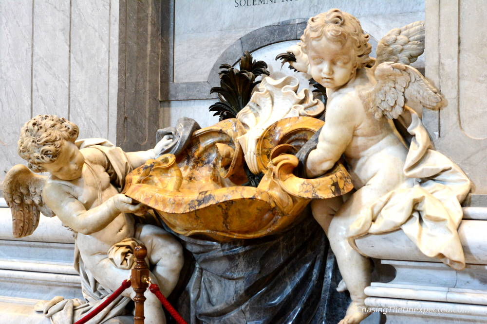 st. peter's basilica what to see in rome in 1 day