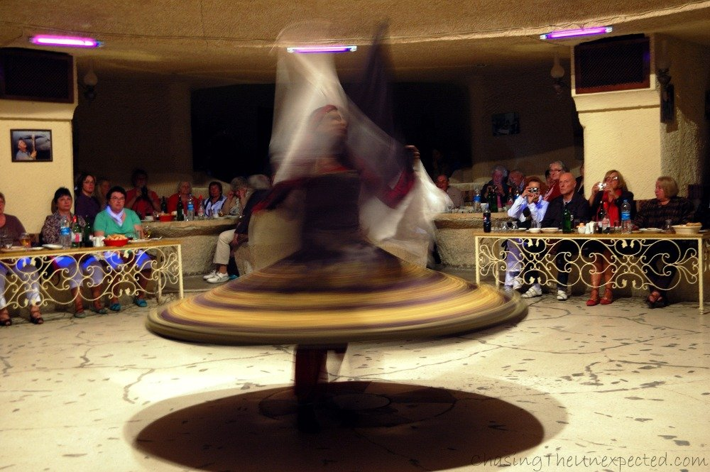 turkish dance cappadocia attractions