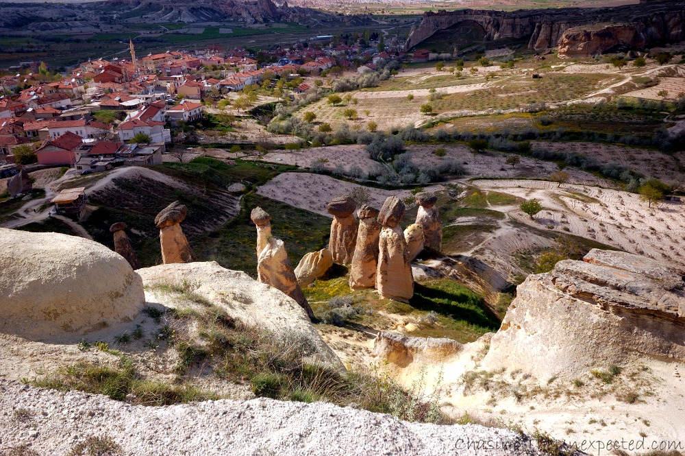 urgup cappadocia turkey