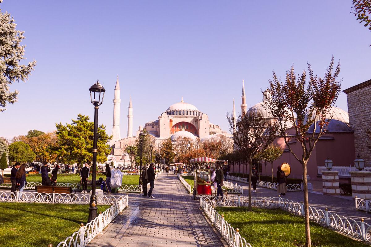 Image: Istanbul Sultanhamet